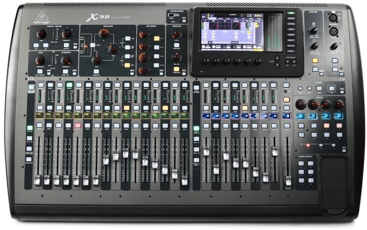 Behringer X32 Digital Mixer image 1