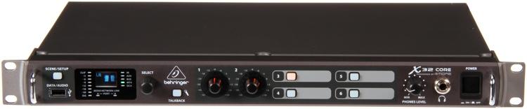 Behringer X32 Core Digital Rackmount Mixer image 1