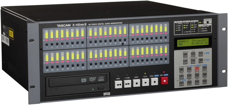 TASCAM X-48MKII image 1
