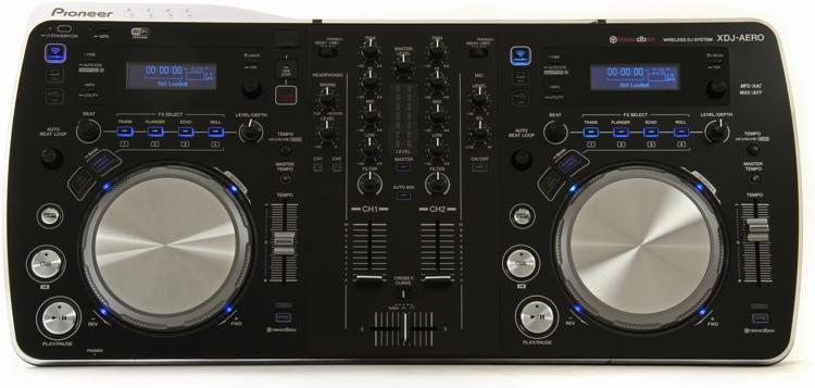 Pioneer DJ XDJ-Aero Wireless DJ Controller image 1