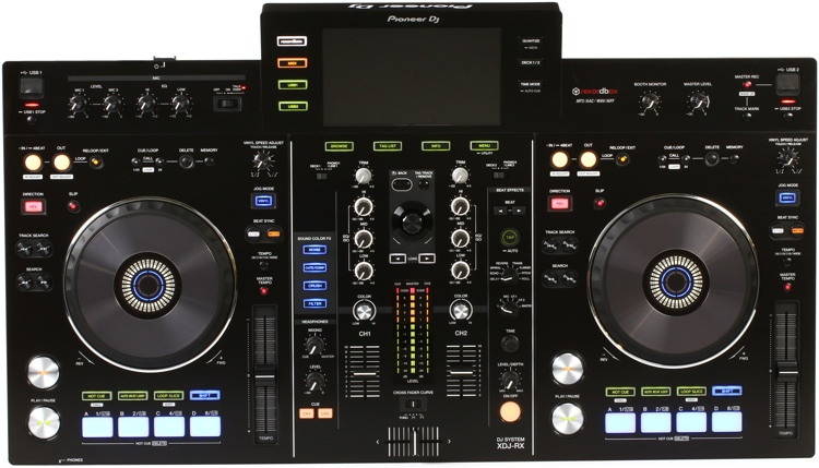 Pioneer DJ XDJ-RX Digital DJ System image 1