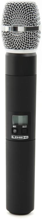 Line 6 V75 Handheld Transmitter Super Cardioid image 1