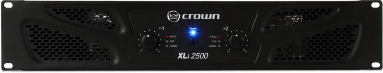 Crown XLi 2500 - 1,500W image 1