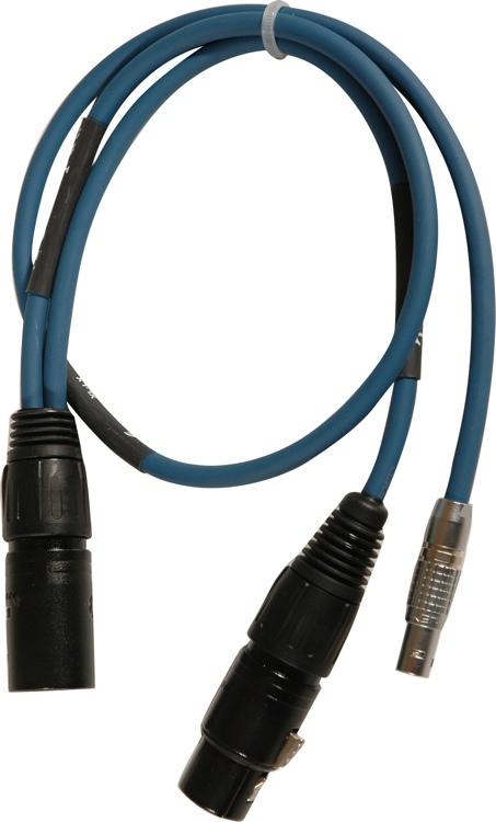 Sound Devices XL-LX - LEMO5 to XLR image 1