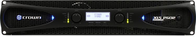 Crown XLS 2502 Power Amplifier image 1
