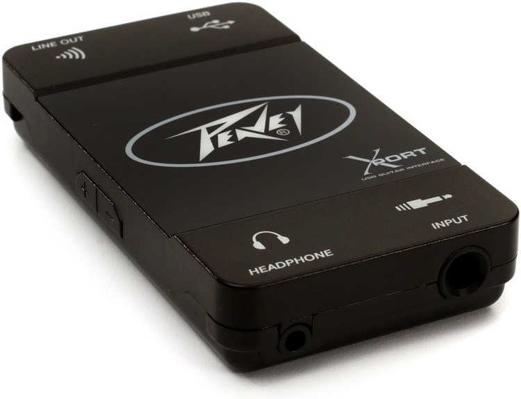 Peavey XPort Guitar USB image 1