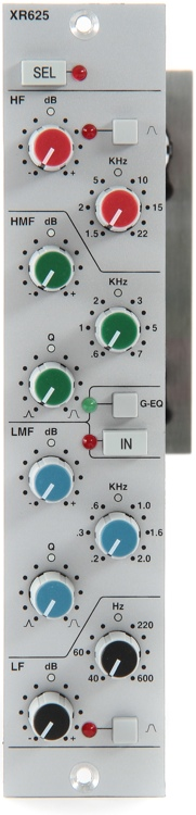 Solid State Logic X-Rack Channel EQ Module image 1