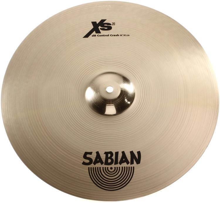 Sabian XS1636 XS20 dB Control Crash -16