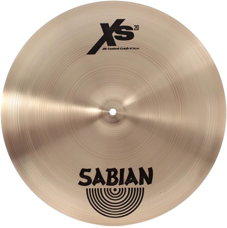 Sabian XS1836 XS20 dB Control Crash -18