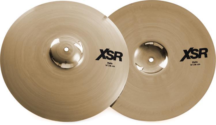 Sabian XSR Hi-hats - 14