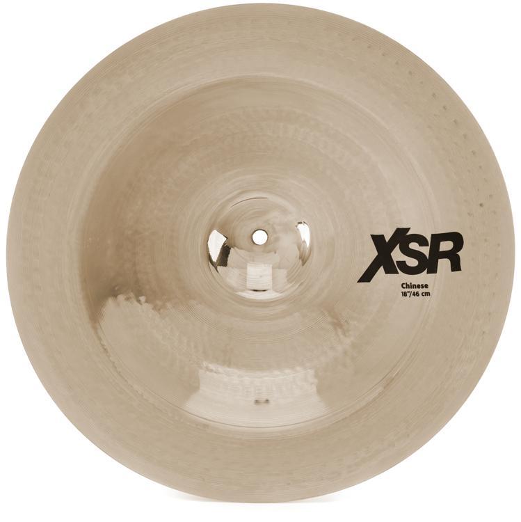 Sabian XSR Chinese Cymbal - 18