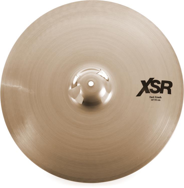 Sabian XSR Fast Crash Cymbal - 20
