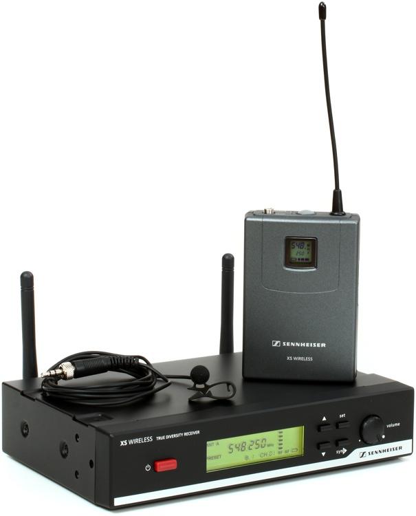 Sennheiser XSW 12 Presentation Set - A Range: 548-572 MHz image 1
