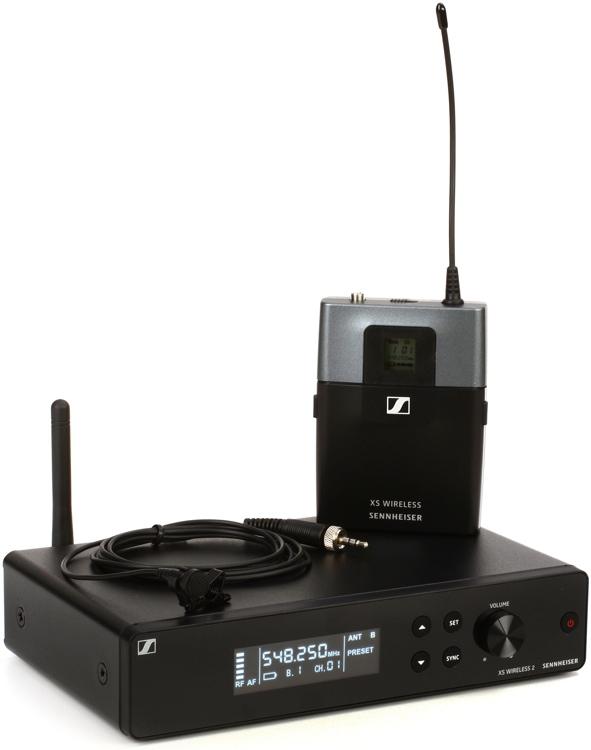 Sennheiser XSW 2-ME2 - A Range: 548-572 MHz image 1