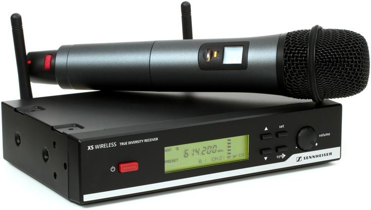 Sennheiser XSW 35 Vocal Set - A Range: 548-572 MHz image 1