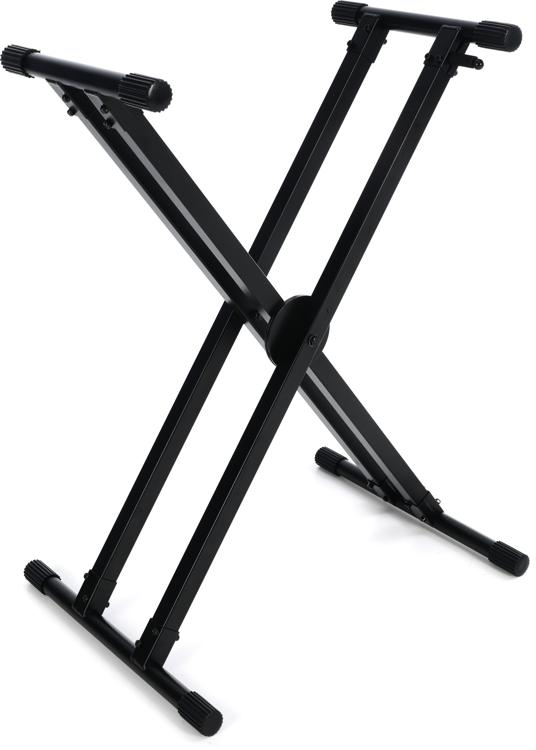 On-Stage Stands Lok-Tight Pro Double-X ERGO-LOK KS8291 image 1