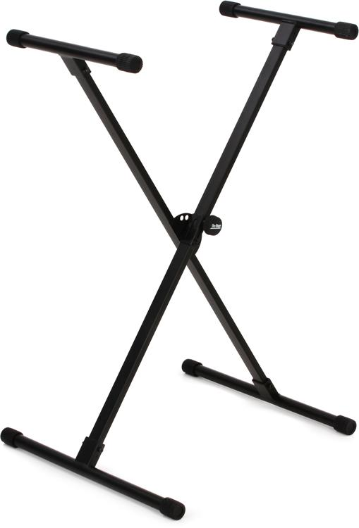On-Stage Stands KS8190 Lok-Tight Classic Single-X image 1