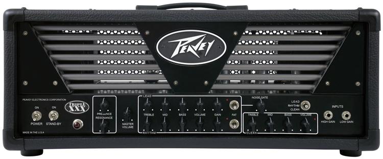 Peavey Triple XXX II 120 Watt Three Channel Head image 1