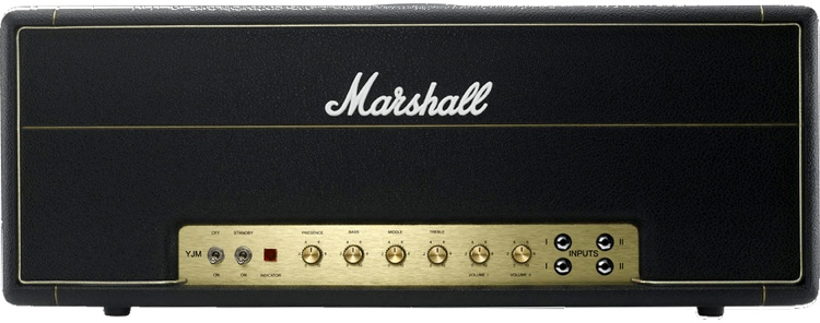 Marshall Limited Edition Yngwie Malmsteen Signature Head image 1
