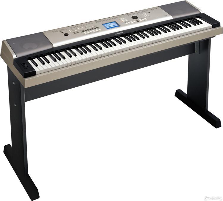 Yamaha YPG-535 88-key Arranger Piano image 1