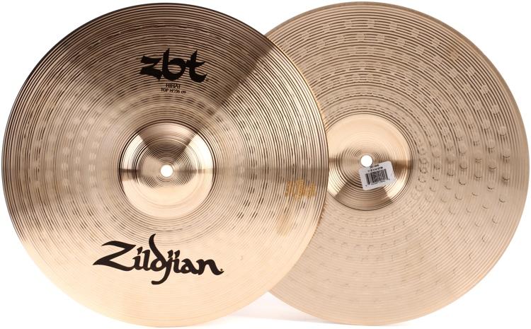 Zildjian ZBT Hi Hat Pair 14