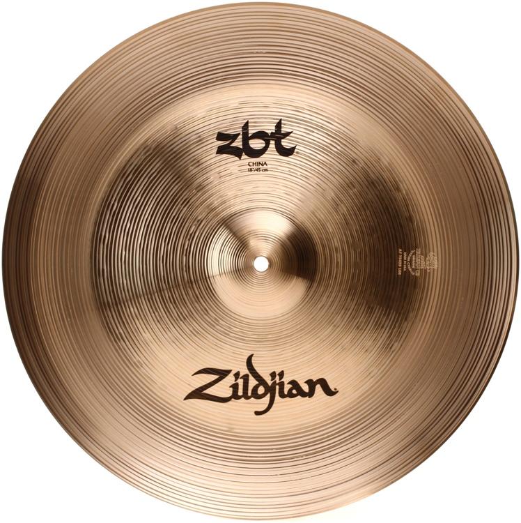 47d935984614 Zildjian ZBT China Cymbal 18