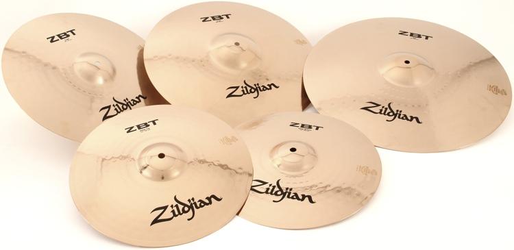 Zildjian ZBT 4 Pro Box Set image 1