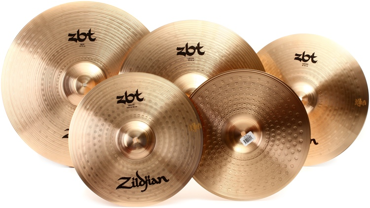 Zildjian ZBT 5 Box Set - 14