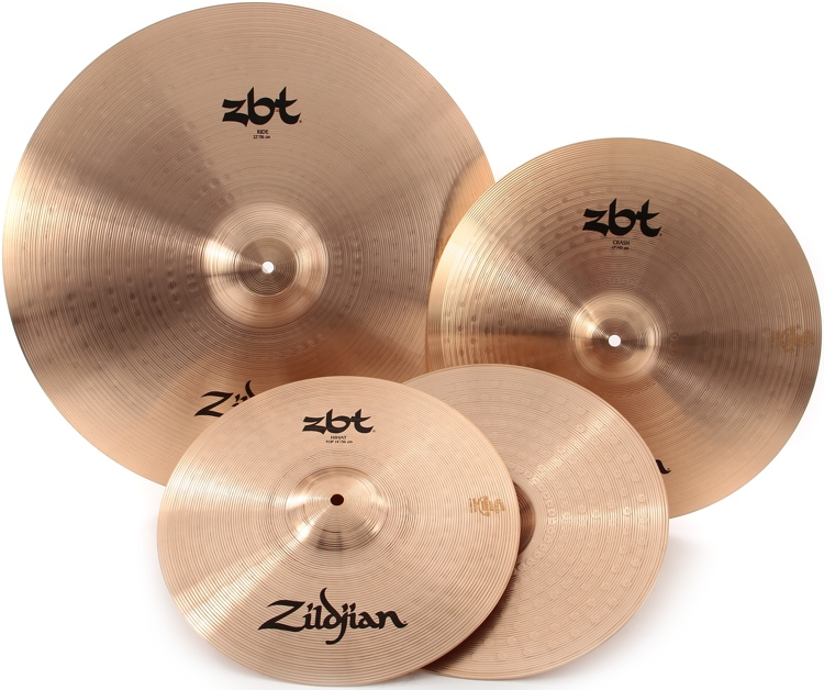 Zildjian ZBT 4 Box Set - 14