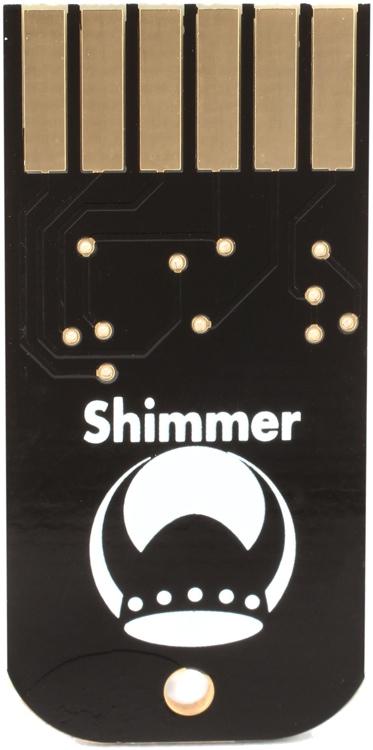 Tiptop Audio Valhalla DSP Shimmer Reverb Cartridge for Z-DSP image 1