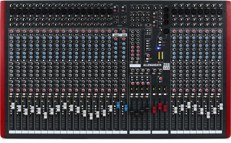 Allen & Heath ZED-428 Mixer image 1