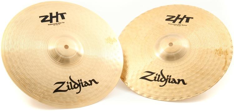 Zildjian ZHT Mastersound Hi-Hat Pair - 14