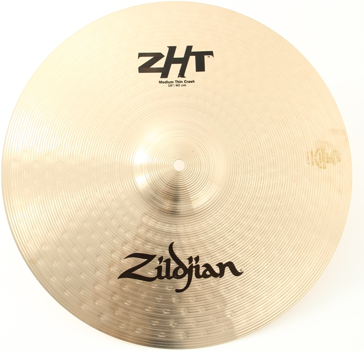 Zildjian ZHT Medium Thin Crash - 16