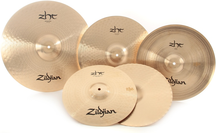 Zildjian ZHT 390 Box Set image 1