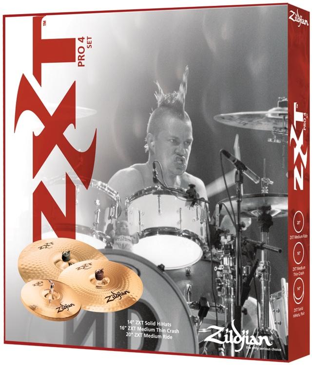 Zildjian ZXT 4 Pro image 1