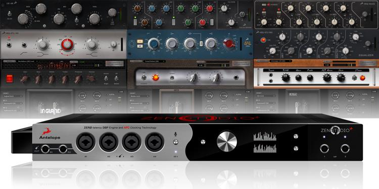 Antelope Audio Zen Studio+ image 1