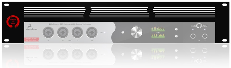 Antelope Audio Zen Studio Rackmount Kit image 1