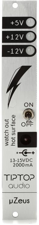 Tiptop Audio microZEUS Eurorack Power Supply image 1