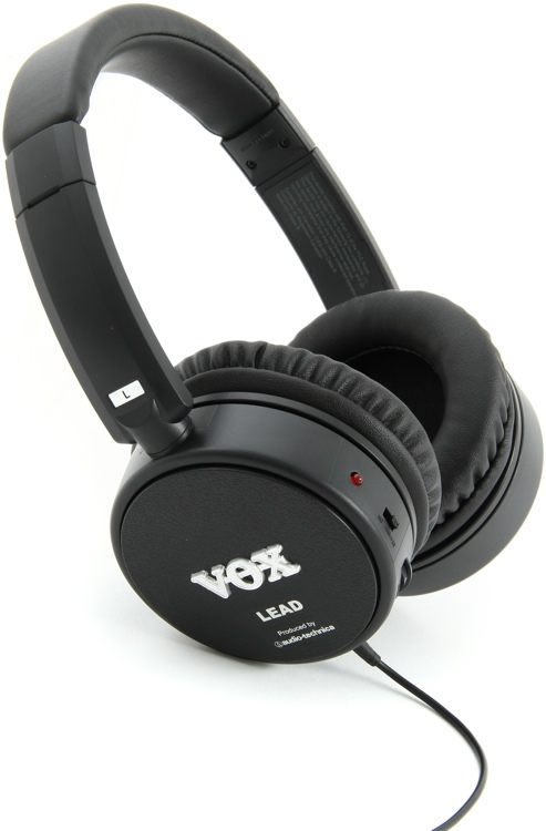 Vox amPhone Active Guitar Headphones - Lead image 1