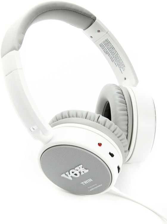 Vox amPhone Active Guitar Headphones - Twin image 1