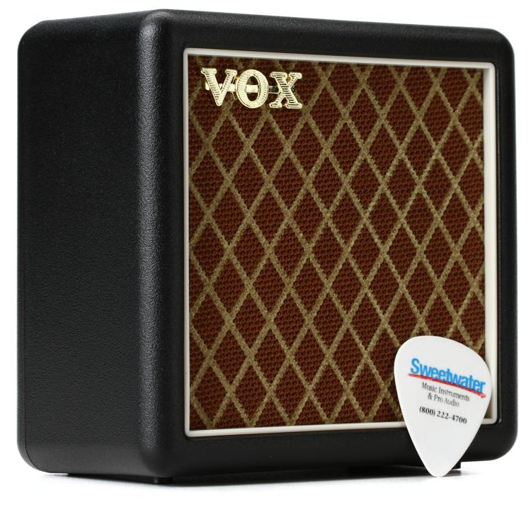 Vox amPlug 2 Cabinet - 2-watt Mini Cabinet for amPlug | Sweetwater