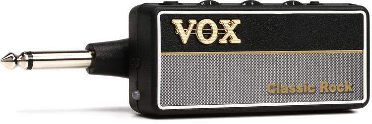 Vox amPlug 2 Classic Rock Headphone Guitar Amp image 1