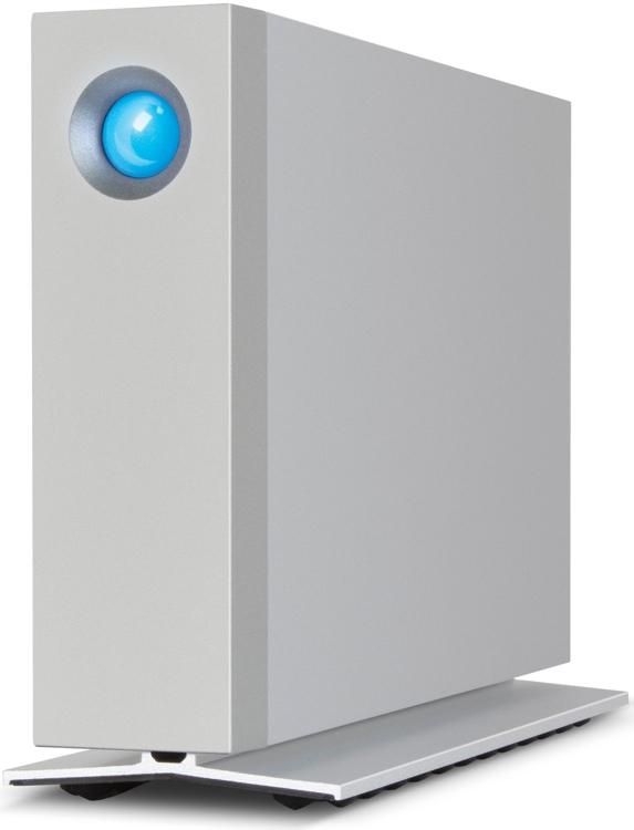 LaCie d2 USB 3.0 - 3TB image 1