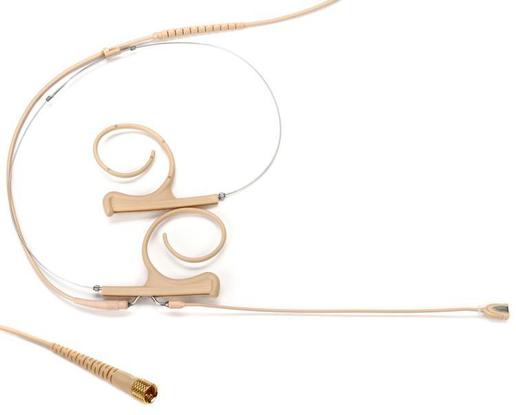 DPA d:fine Dual-ear - Directional, Beige image 1