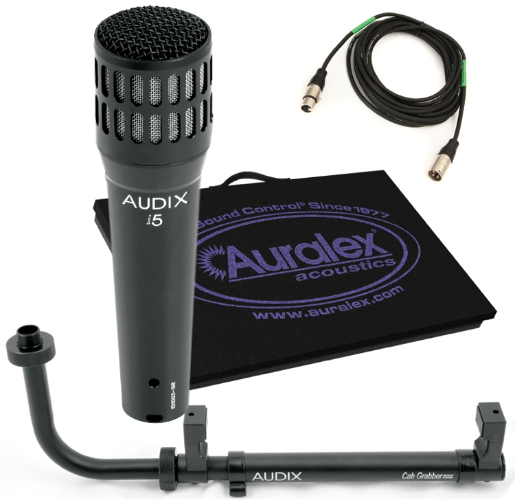 Audix i5/CabGrabber Bundle image 1