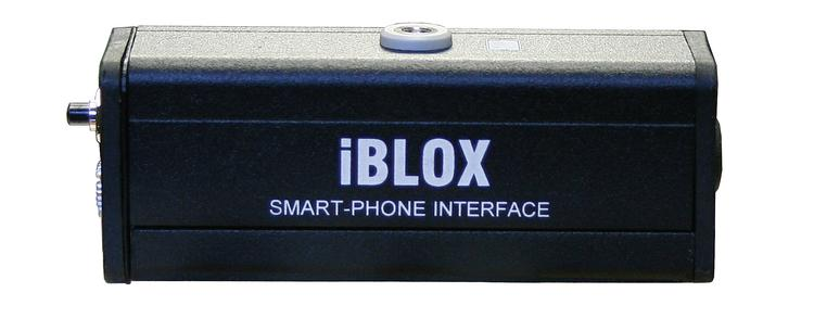 RapcoHorizon iBLOX 1-channel Passive iPod / iPhone Direct Box image 1