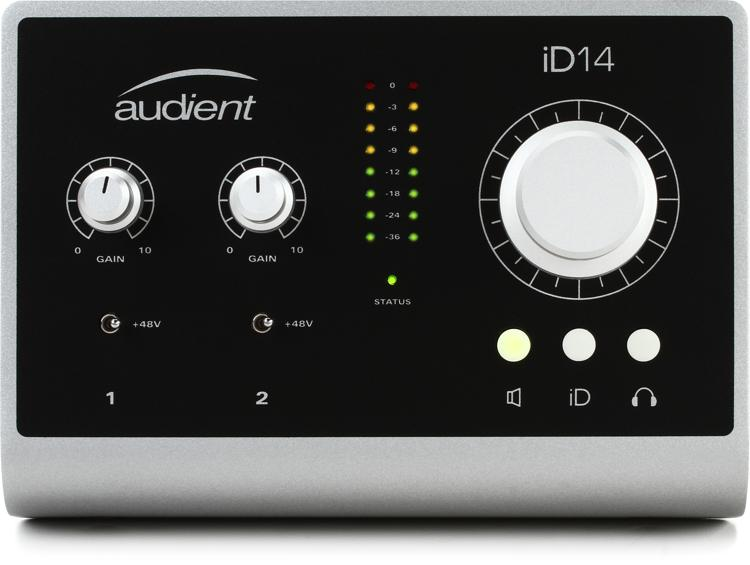 Audient iD14 image 1