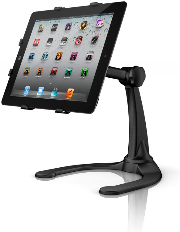 IK Multimedia iKlip Stand Desktop Stand for iPad mini image 1