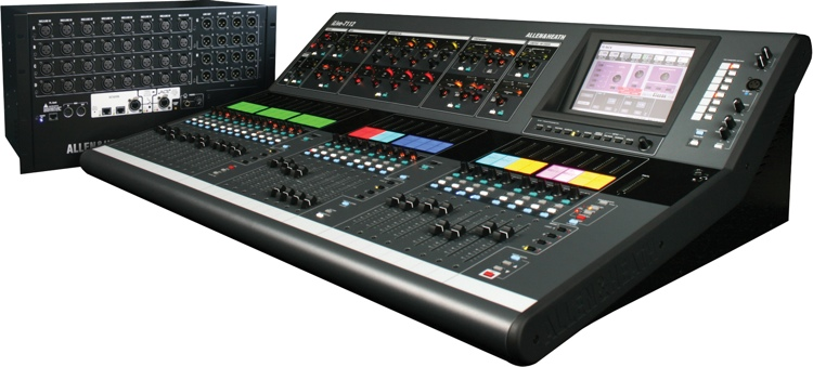 Allen & Heath iLive-T112/48 image 1