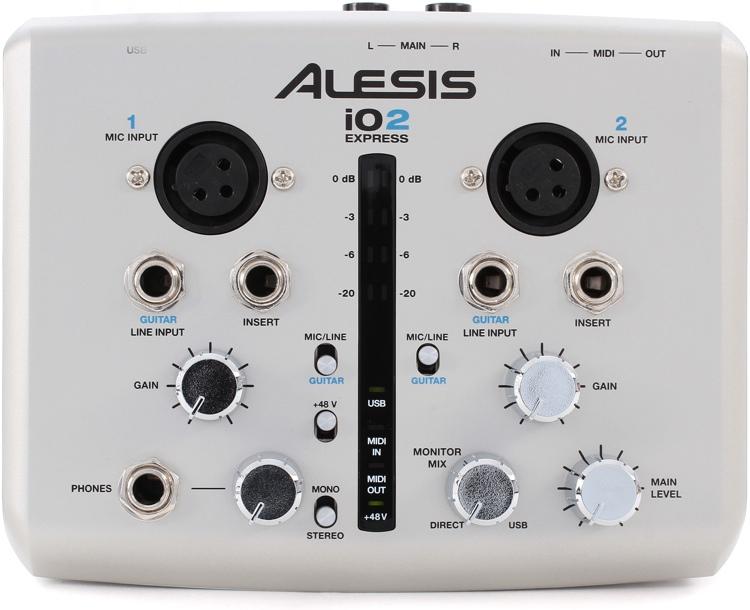 Alesis iO2 Express image 1